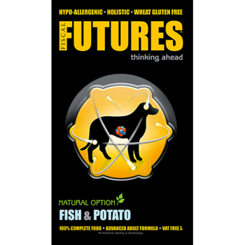 Futures Fish & Potato Adult Dog Food