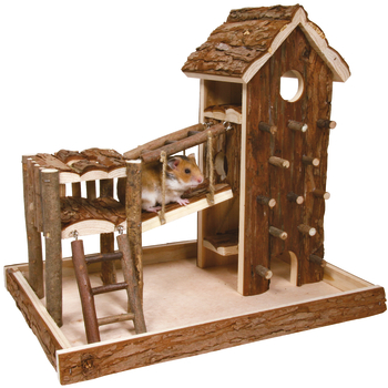 Trixie Natural Living Birger Small Pet Playground