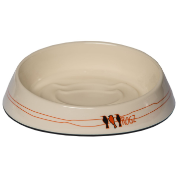 Rogz Catz Fishcake Bird on Wire Cat Bowl