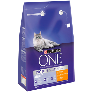 Purina One Bifensis Chicken & Whole Grain Adult Cat Food