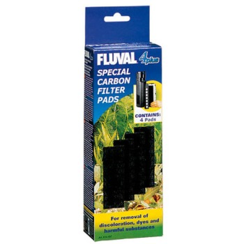 Fluval Aquarium Filter 4 Plus Carbon Pad