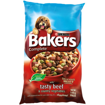 Bakers Complete Beef & Vegetable Adult Dog Food