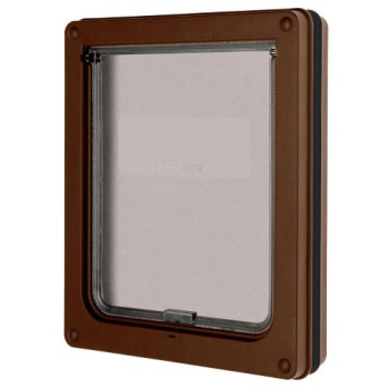 Pet Mate Brown Dog Door