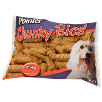 Pointer Chunky Dog Biscuits
