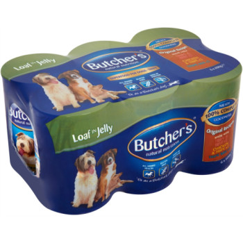 Butchers Butchers Original Recipes with Tripe  Dog Food