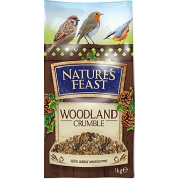Natures Feast Woodland Crumble Wild Bird Food