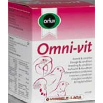 Orlux Omni-vit Breeding and Conditioning 25g