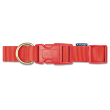 Ancol Adjustable Nylon Dog Collar