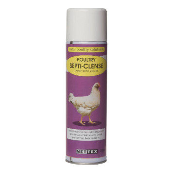 Net-Tex Poultry Septi Clense Spray