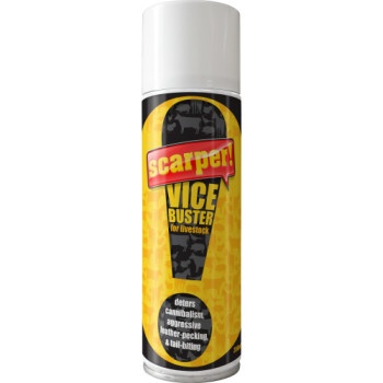 Tusk Scarper Anti Feather Pecking Spray