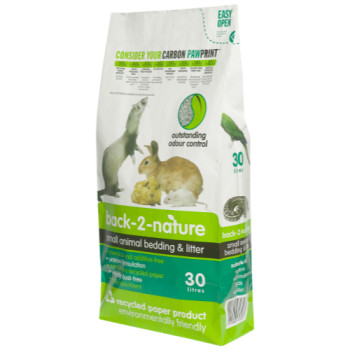 Fibrecycle Back 2 Nature Small Animal Bedding