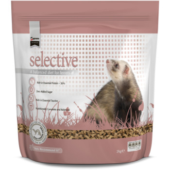 Supreme Science Selective Ferret Food