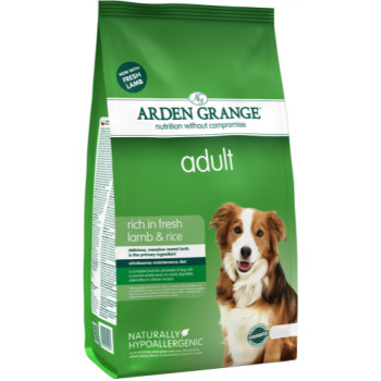 Arden Grange Lamb & Rice Adult Dog Food