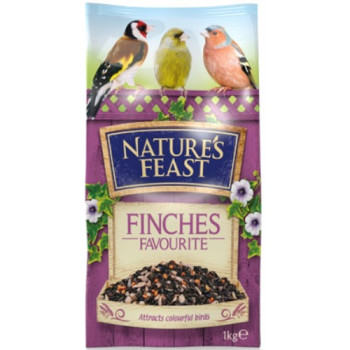 Natures Feast Finches Favourite Wild Bird Food