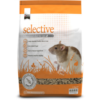 Supreme Science Selective Rat Food