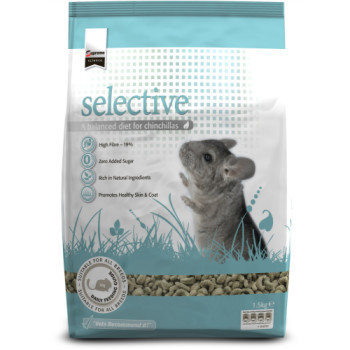 Supreme Science Selective Chinchilla Food