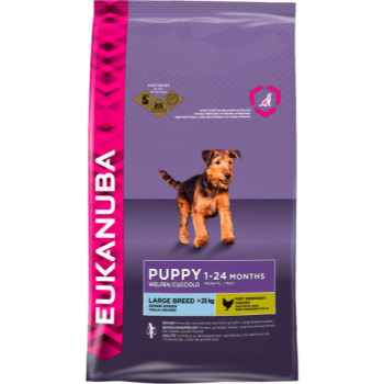 Eukanuba Chicken Large Breed Puppy Food