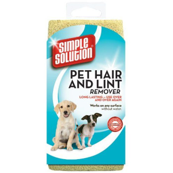 Simple Solution Pet Hair & Lint Remover Sponge