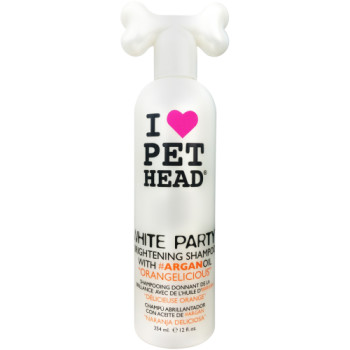 Pet Head White Party Brightening Dog Shampoo
