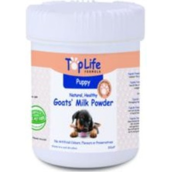 Toplife Goats Milk Powder For Puppies