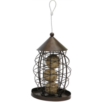 Rosewood Antique Lantern Fatball Feeder