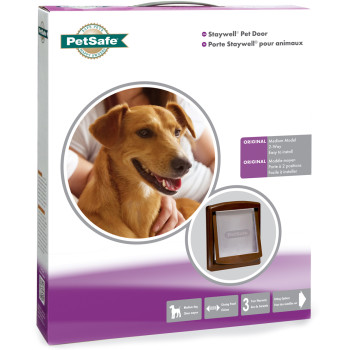 Petsafe Staywell Original 2 Way White Pet Door