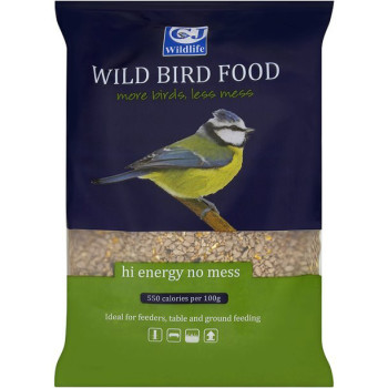 CJ Wildlife Hi Energy No Mess Wild Bird Food