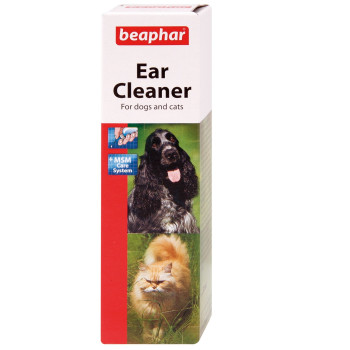 Beaphar Ear Cleaner Dog & Cat
