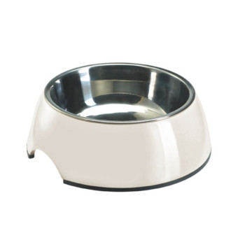 Hunter 2 in 1 Melamine Steel Bowl