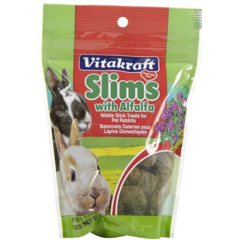 Vitakraft Slims with Alfalfa Rabbit Sticks