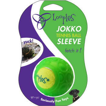 Loopies Jokko Sleeve Tennis Ball Cover