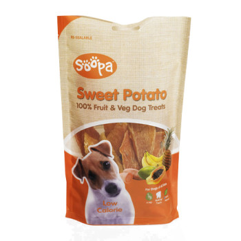 Soopa Sweet Potato Dog Treats