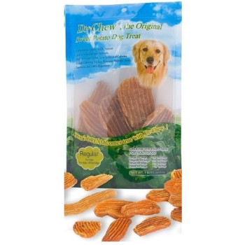 Dr Chews Sweet Potato Dog Treats