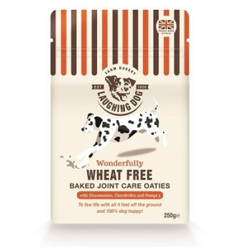 Laughing Dog Oven Baked Joint Care Oaties Treats