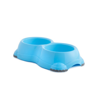 Sharples N Grant Twin Smarty Dog Bowls