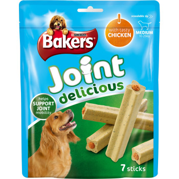 Bakers Joint Delicious Chicken Dog Treats