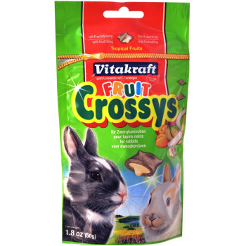 Vitakraft Fruit Crossys for Rabbits