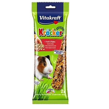 Vitakraft Kracker Fruit Flakes Guinea Pig Sticks