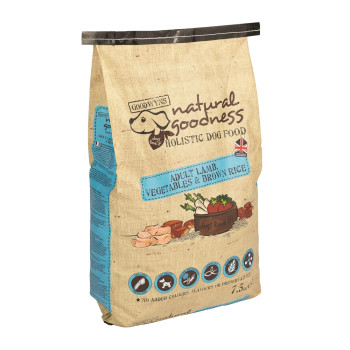 Goodwyns Lamb Vegetables & Brown Rice Adult Dog Food