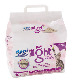 Sepicat Lightweight Clumping Odour Control Cat Litter