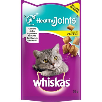 Whiskas Healthy Joints Adult Cat Treats