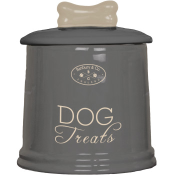 Banbury & Co Ceramic Dog Treat Storage Jar