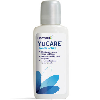 Lintbells Yucare Pristine Tooth Polish
