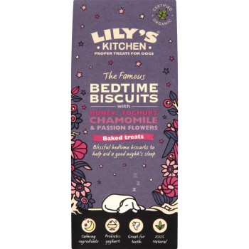 Lilys Kitchen The Famous Organic Bedtime Biscuits Dog Treats
