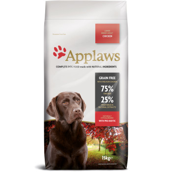 Applaws Chicken Large Breed Dry Adult Dog Food