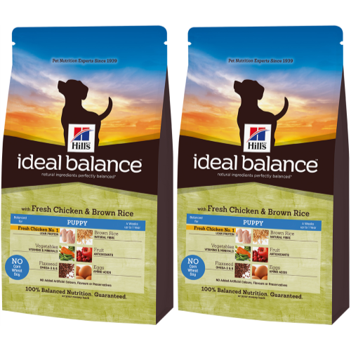 Hills Ideal Balance Puppy Chicken & Brown Rice