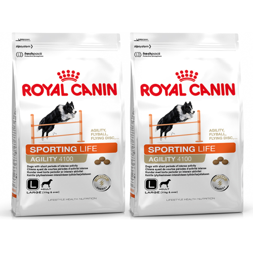Royal Canin Lifestyle Sporting Agility Large Adult Dog Food