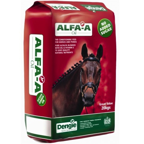 Dengie Alfa-A Oil Horse Feed 20kg