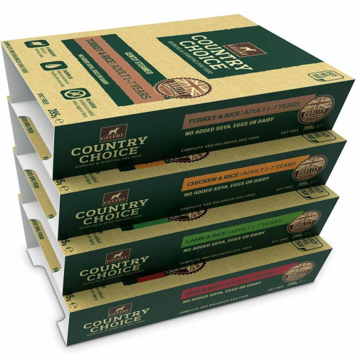 Gelert Country Choice Tray Varieties