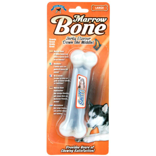 Yuppie Puppy Marrow Bone Dog Chew Toy
